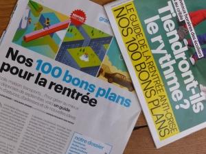 Es gibt viel zu tun: Keine Zeitschrift ohne Tipps für eine gelungene Rentrée